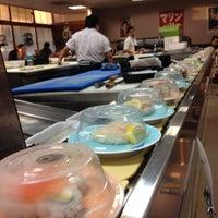 Photo taken at Marinepolis Sushi Land by 💕JaeLee💕 on 10/5/2012