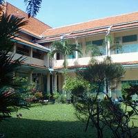 Photo taken at SMA Negeri 1 Surakarta by benyrs on 11/16/2012