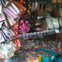 Photo taken at Pasar Kraftangan (Handicraft Market) by Sanlor H. on 12/15/2012