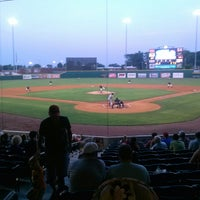 Photo taken at Bowling Green Ballpark by Mike S. on 8/23/2013