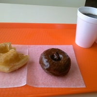 Photo taken at Great American Donut Shop by Mike S. on 3/5/2014
