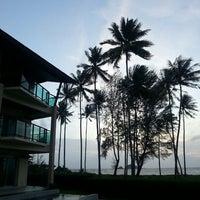Photo taken at Lanta Pura Beach Resort by Vor T. on 6/17/2013