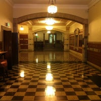 Photo taken at Doheny Memorial Library (DML) by Fabio C. on 7/26/2011