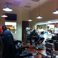 Photo taken at Rosewood Barbershop II by Ryan S. on 7/28/2011