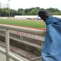 Photo taken at Stadium Hoki Nasional by WM F. on 10/10/2012