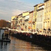 Photo taken at Vicolo dei Lavandai by Silvia on 4/10/2013