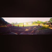 Photo taken at Saparua Running Track by Sendythias P. on 8/23/2013