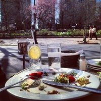 Photo taken at Parc Brasserie by Jacob S. on 4/9/2013