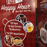 Photo taken at Take 5 Lounge @ the Duluth Cinema by Drake on 12/25/2012
