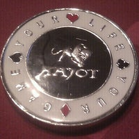 Photo taken at Kajot Poker Club by joooc on 9/22/2012