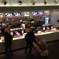 Photo taken at CinemaxX Potsdamer Platz by Mademoiselle C. on 11/24/2013