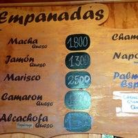 Photo taken at Empanadas El Hoyo by Javier V. on 9/15/2013