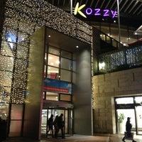 Photo taken at Kozzy by Sevgi A. on 1/28/2013