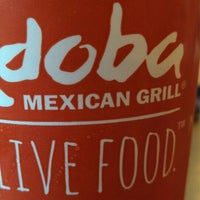 Photo taken at Qdoba Mexican Grill by Devyn L. on 9/15/2013