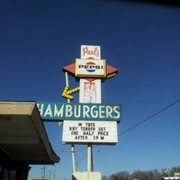 Photo taken at Paul's Drive In by bryant j. on 2/13/2013