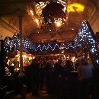 Photo taken at Browns Bar & Brasserie by Carol C. on 11/28/2012