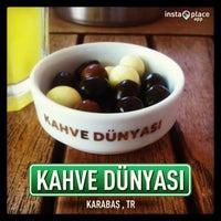 Photo taken at Kahve Dünyası by Gökhan K. on 4/27/2013