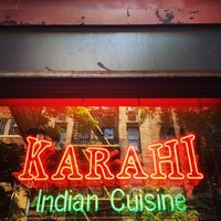 Photo taken at Karahi Indian Cuisine by Jaime S. on 6/8/2014