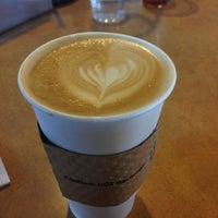 Photo taken at Portfolio Coffeehouse by Dan on 10/28/2012