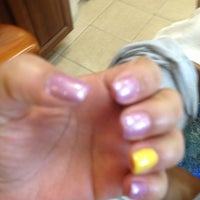 Photo taken at V N Nails by Anitra on 3/30/2013
