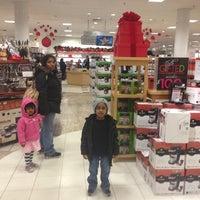 Photo taken at Macy's by Loyola on 12/16/2012