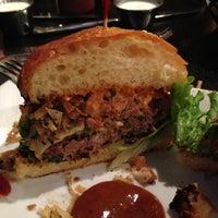 Photo taken at Ketchup Burger Bar by Abheeshek S. on 1/14/2013