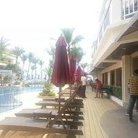 Photo taken at Imperial Hua Hin Beach Resort by Tuk on 10/2/2012
