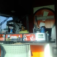 Photo taken at Swaragama 101.7 FM by Dian Ardhini H. on 9/19/2012