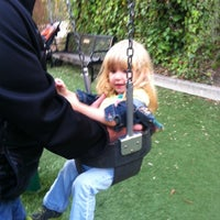 Photo taken at Presidio Heights Playground by Holly H. on 11/19/2013