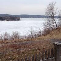 Photo taken at Lake Lonely by Megan H. on 4/2/2014