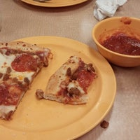 Photo taken at Cicis by David P. on 3/16/2014