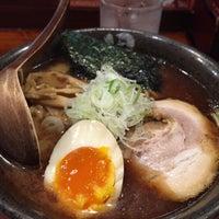Photo taken at 麺処 田ぶし by yopidaksk on 7/18/2016