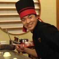 Photo taken at Nakato Japanese Restaurant by Kah-see-mah C. on 11/28/2012