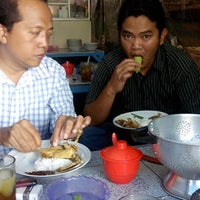 "Photo taken at Ayam Goreng ""Rasa Puas"" by Gama A. G. on 11/12/2013"