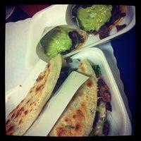 Photo taken at Tacos El Poblano by Elmoremoreno on 12/19/2012