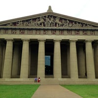 Photo taken at The Parthenon by Dave D. on 7/6/2013