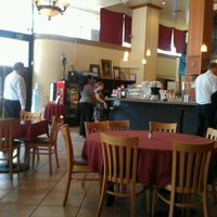 Photo taken at Phood on Main by Chandrika R. on 10/18/2012