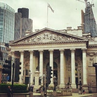 Photo taken at The Royal Exchange by John S. on 5/20/2013