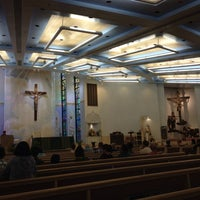 Photo taken at Shrine of the Most Holy Redeemer by Linda C. on 7/21/2013