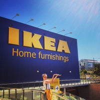 Photo taken at IKEA by Curtis D. on 3/7/2013