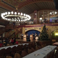 Photo taken at Hofbräuhaus by Frank S. M. on 12/29/2014