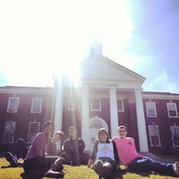 Photo taken at Tomasso Hall by Tyler M. on 4/4/2013