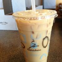 Photo taken at Caribou Coffee by Naksiripong N. on 8/8/2013
