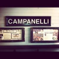 Photo taken at Campanelli by Alex D. on 10/11/2012