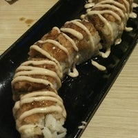 Photo taken at Sushi Naga by Dinny C. on 4/26/2013