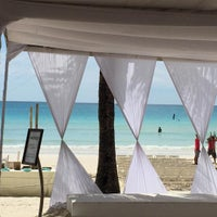 Photo taken at Discovery Shores Boracay by Eric V. on 11/26/2016