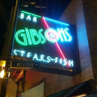 Photo taken at Gibsons Bar & Steakhouse by Alex on 9/23/2012