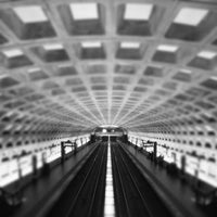 Photo taken at Judiciary Square Metro Station by Alex on 12/29/2012