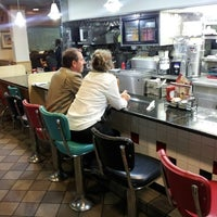 Photo taken at Denny's by Claudia T. on 3/17/2013