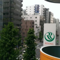 Photo taken at Chisun Inn Asakusa by Леонид А. on 5/1/2013